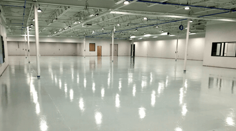 ESD epoxy floor paint photo