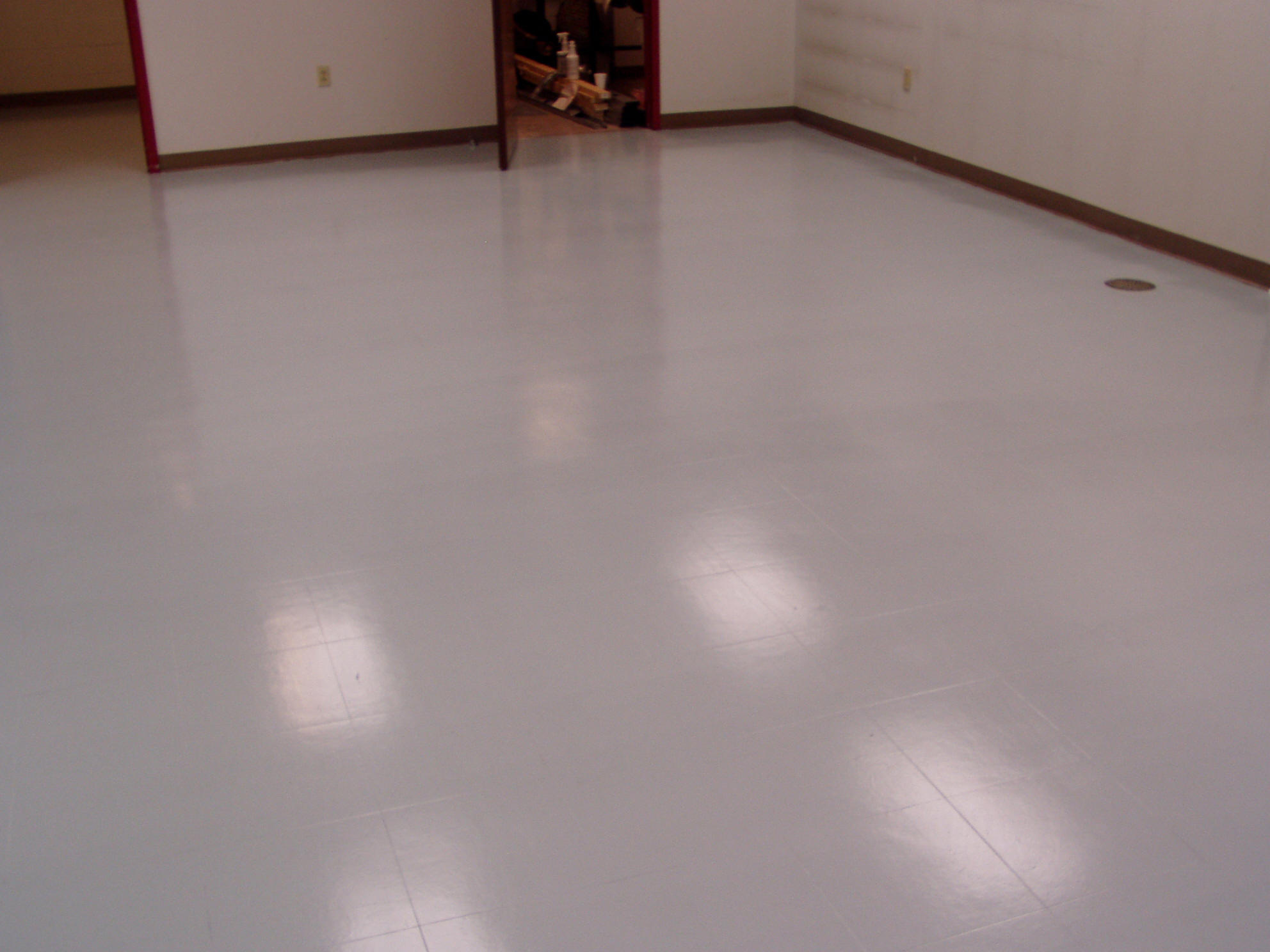 Conductive Flooring Product : Transform standard tile into esd tiles pass ansi s