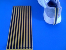 Disposable ESD Heel Straps PASS latest ANSI ESD Standards phot